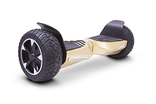 2021 Two Wheel Self Balance Scooter Off-Road Hoverboard UL 2272 Bluetooth Speakers 8.5 Inch All...
