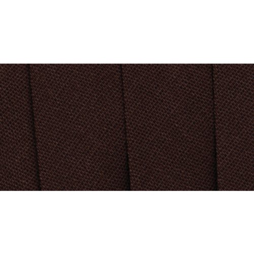 Wright Products 117-206-092 Wrights Extra Wide Double Fold Bias Tape, 3 yd, Seal Brown ()
