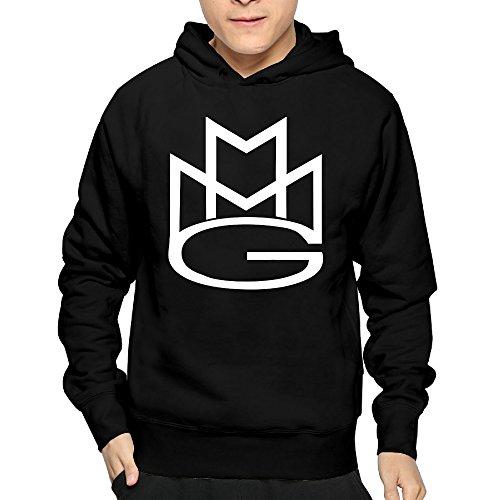 Rick Ross X Meek Mill Logo Cool Graphic Hooded Sweatshirt