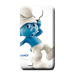 samsung galaxy s4 mobile phone cases Design covers Awesome Phone Cases clumsy smurf