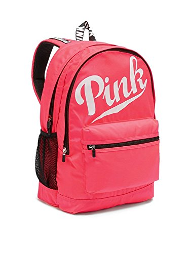 Victoria'sSecret PINK CAMPUS BACKPACK neon red