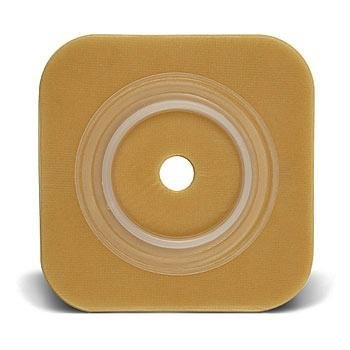 SUR-FIT Natura Two-Piece Durahesive Skin Barrier, 45 mm Flange, Box of 10