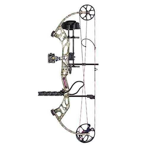 Bear Archery Prowess Rth Compound Bow, 35-50#, Rh, Realtr...