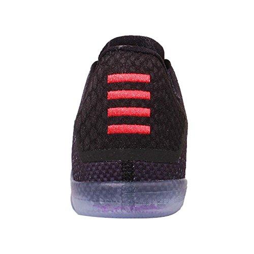 Nike Jongens Kobe Xi (gs) Basketbalschoenen Lofrede-hyper Druiven / Wit-zwart-unvrsty Gld