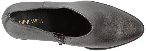 Grey West Nine Dark Wanikiy Leather Women's Ankle Leather Boot 0HqUd