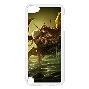 iPod Touch 5 Case White League of Legends Giant Enemy Crabgot SH3083995