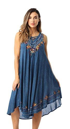 Riviera Sun 21805-MDN-3X Dress Dresses for Women