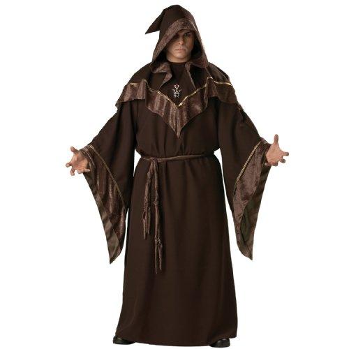 Sorcerer Costume Mystic (Mystic Sorcerer Adult Costume -)