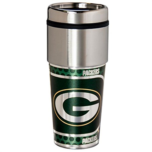 NEOPlex - Green Bay Packers Travel Mug - Shopping Bay Green
