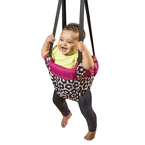 Evenflo Exersaucer Door Jumper, Marianna (Girls Baby Jumpers For)