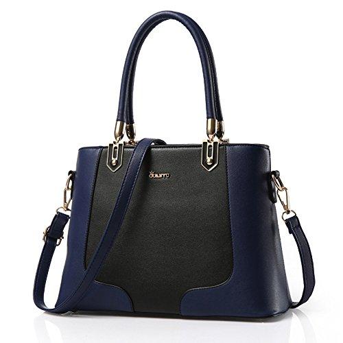 vinicio-womens-retro-super-capacity-mosaic-shoulder-bag-handbagdarkblue