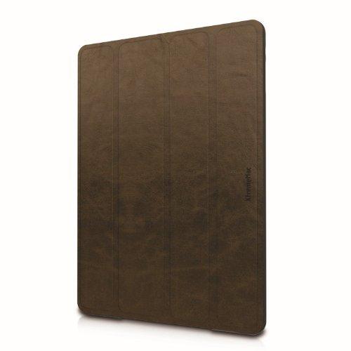 (XtremeMac 03079 Microfolio iPad Air Distressed Leather, Saddle (IPD-MFL5-63))
