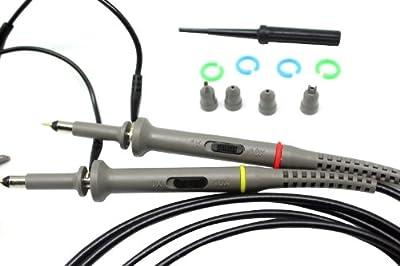 AideTek AP6100 4 HP 600-volt Switchable 100MHZ Oscilloscope Probes
