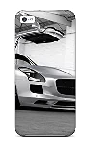NQDJjUn4707hJKEb Phone Case With Fashionable Look For Iphone 5c - Mercedes Sls Amg 28