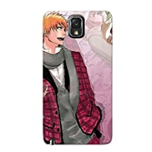 Exultantor New Arrival Kdwnkf-5534-cryjkpx Premium Galaxy Note 3 Case(anime Bleach)