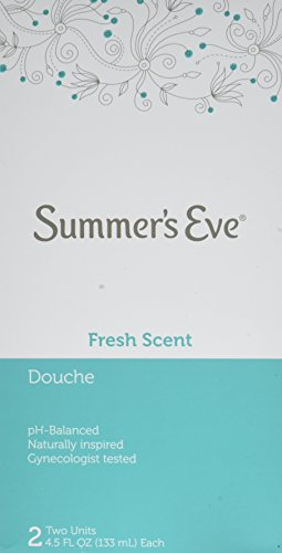 Summer's Eve Douche | Fresh Scent | 4.5 oz Size | Pack of 1 | pH Balanced, Dermatologist & Gynecologist Tested by Summer's Eve (Image #5)