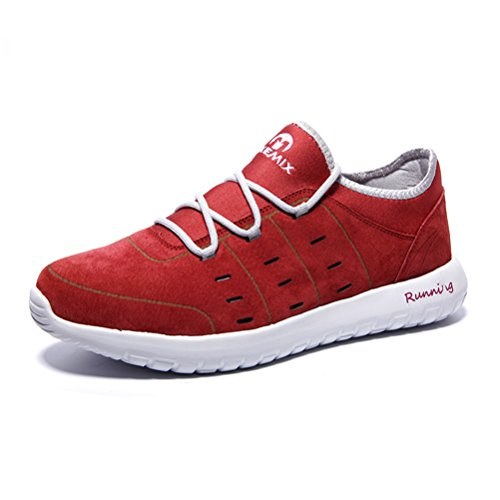 YiDiar Mens Lightweight Gym Sneakers Breathable Athletic Outdoor Sports Running Walking Jogging Shoes (Mens 990 Running Sneaker)