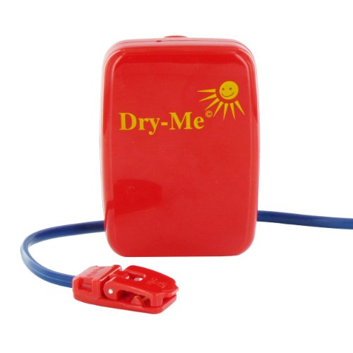 Dry-Me Bed Wetting Alarm (Sound & Vibration) to Cure Bedwetting (Dry Me Bedwetting Alarm)