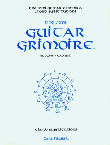GT8 - The Mini Guitar Grimoire- Chord Substitutions