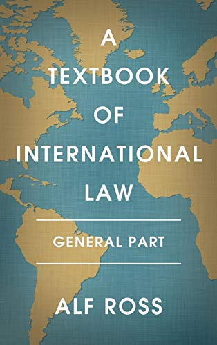 A Textbook of International Law: General Part