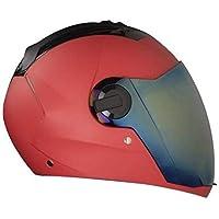Steelbird AIR SBA-2 Matt Sports Red Motorbike Helmet 600MM L (Sports Red)