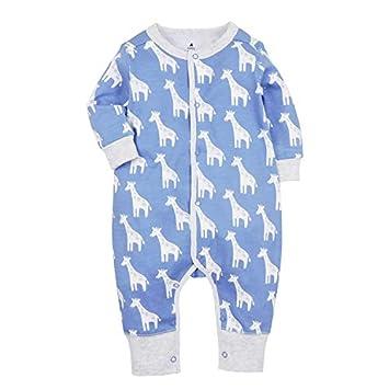 279bf06a09809 新生児服 長袖 ロンパース カバーオール 前開き 長袖 四季兼用 可愛い 厚い 綿100% 可愛い
