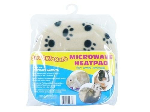 Snugglesafe - Small Animal Cat Microwave Heat Pad - 10 packs