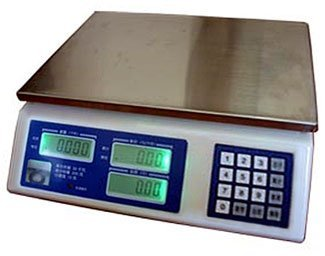 Penn Scale CM101 30 lb Digital Price Computing Scale by Penn Scale