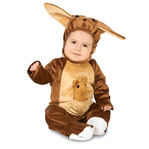 Unknown - Kangaroo and Babyroo Infant Costume -
