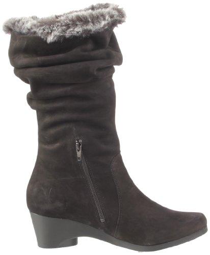 Mephisto Vrouwen Tyana Boot Zwart Bucksoft