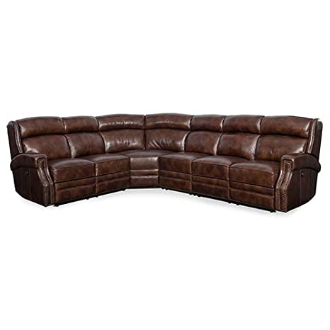 Superb Amazon Com Hooker Furniture Carlisle 4 Piece Leather Power Pabps2019 Chair Design Images Pabps2019Com