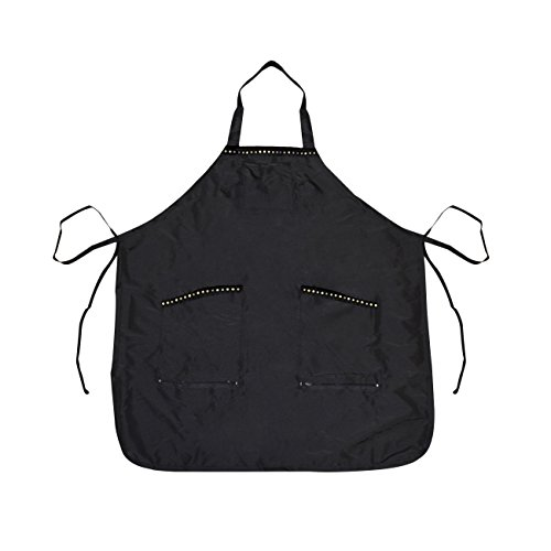 Betty Dain Glitz Salon Stylist Apron, Black ()