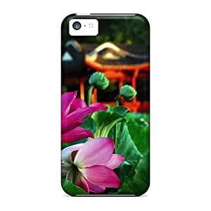 QxX28156Wkqv Lotus Garden Awesome High Quality Iphone 5c Cases Skin