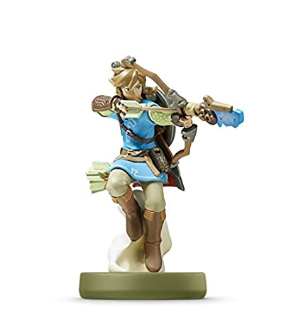 Nintendo amiibo-Link (Archer): Breath of the Wild - Nintendo Wii GameCube