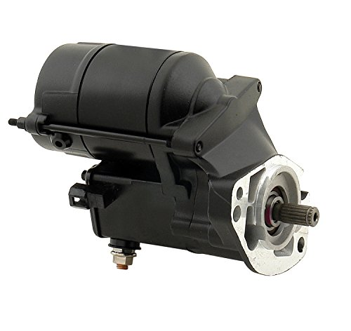 ACCEL 40001B Ultra Tork Black Starter