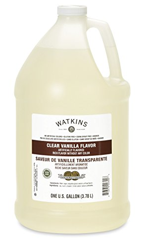 (Watkins Clear Vanilla Extract, 3.78 Liter)