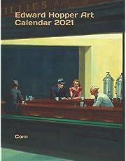 Edward Hopper Art Calendar 2021