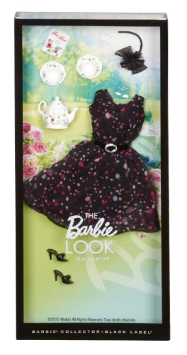 - Barbie Collector The Barbie Look Collection: Tea Party Fashion Pack