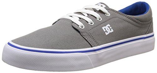 DC ShoesTrase Tx M - deportivas de caña media Hombre Gris - Gris (Grey/Blue)