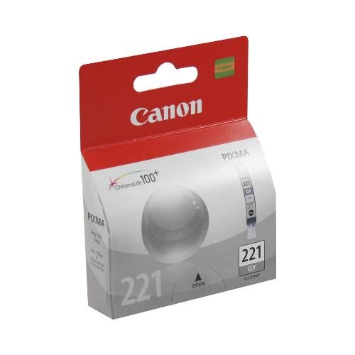 Canon 2950B001 OEM Ink - (CLI-221GY) MP980 MP990 Gray Ink Tank
