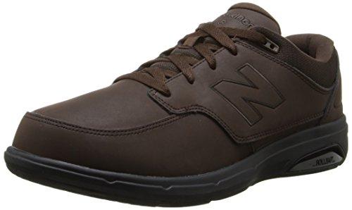 New Balance Men's MW813 Walking Shoe-M Walking Shoe, Brown, 12 D US