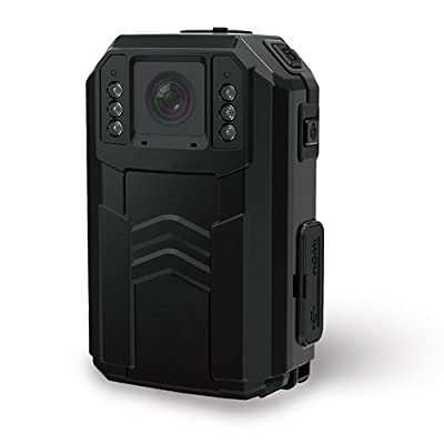 32GB 2.7k Super HD Body Camera with IR Night Vision & 9HR All Day Battery