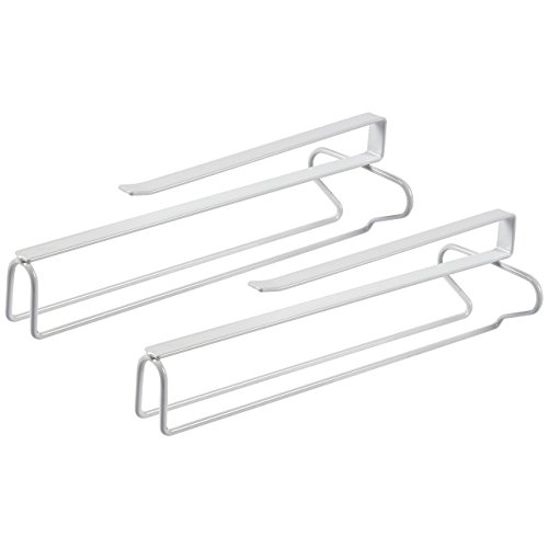 Glass Holder - 2-Pack Wine Glass Rack, Under-Cabinet Stemwar