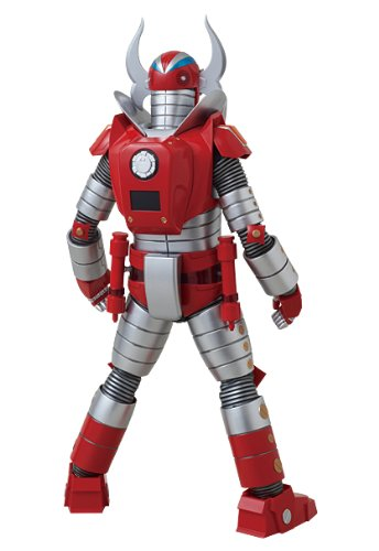 Medicom Denjin Zaborger Strong Zaborger Real Action Heroes Figure