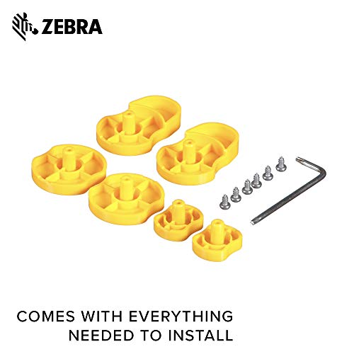 Zebra - Ethernet Module Adapter for ZD420 Direct Thermal Desktop Printer - Field Installable by Zebra Technologies (Image #3)