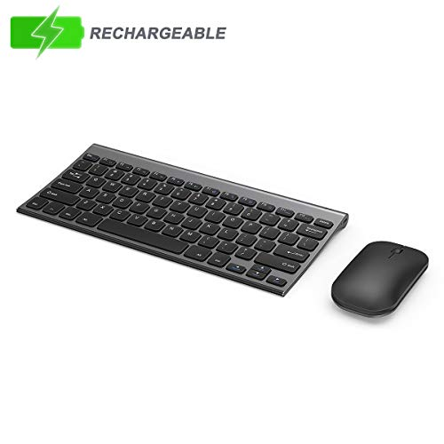 Rechargeable Wireless Keyboard Mouse