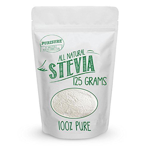 Natural Stevia Powder - Highly Concentrated Stevia Extract Sugar Substitute- No fillers, Additives or Artificial Ingredients of Any Kind