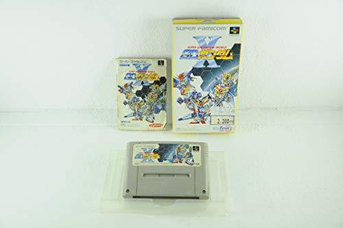 SD Gundam X: Super Gachapon World (Japanese Import Video Game)