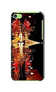 lorgz fashionable Series New Style pc Phone Protects Cover Skins for iphone 5c