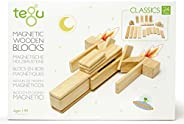 Tegu Discovery Magnetic Wooden Block Set